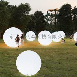 七彩变色户外防水LED圆球灯