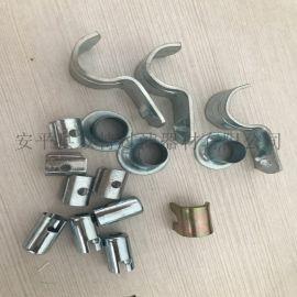 厂家直销冲压件异形加工模具配件不锈钢抱箍