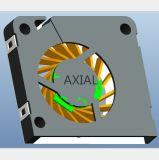 VRAR智慧散熱2504小體積大風量靜音離心風扇