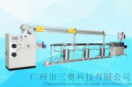 ABS塑料成型设备——3D打印耗材挤出机生产线