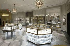 珠宝会所,珠宝店专业定制,珠宝店设计私人订制
