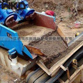 脱水筛砂石设备 细沙回收机一体机 泥浆分离机厂家