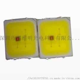 2835黄白双色温汽车灯照明  灯珠