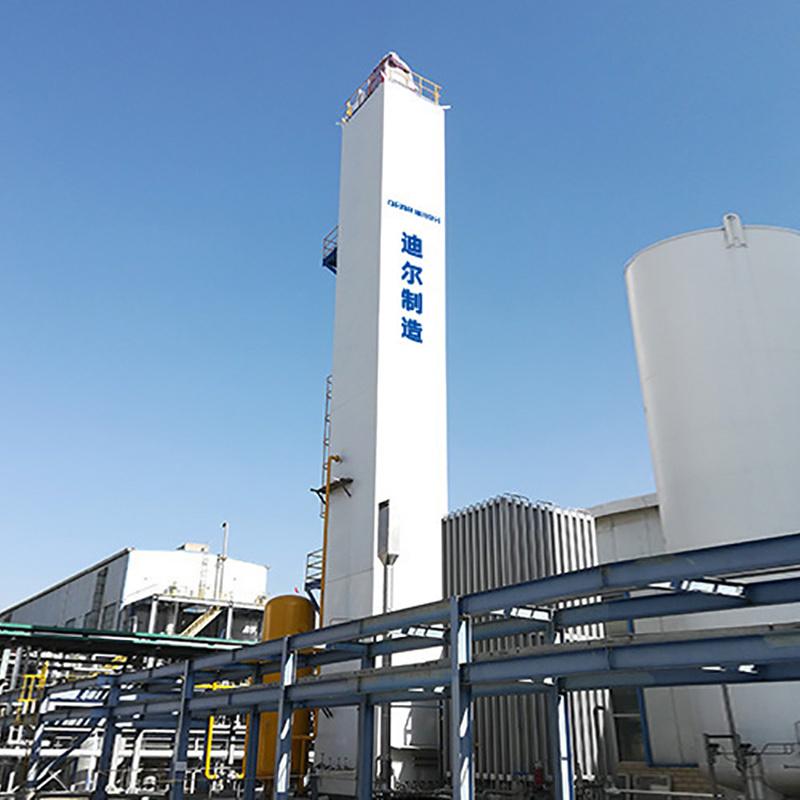 迪尔空分厂家直销空分设备 小空分设备KDN-3000/300Y高纯氮空分设备