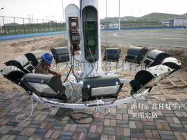 专业安装滨州高杆灯固定式升降式高杆灯