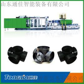 塑料检查井生产设备 检查井生产注塑机厂家