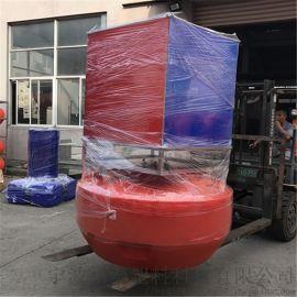 宁波柏泰浮标浮漂外壳采用塑料PE经过滚塑加工