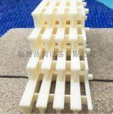 骨色可轉彎三介面格柵PP料 游泳池附件