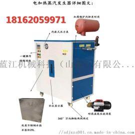 全自动电加热蒸汽发生器小型电加热蒸汽锅炉