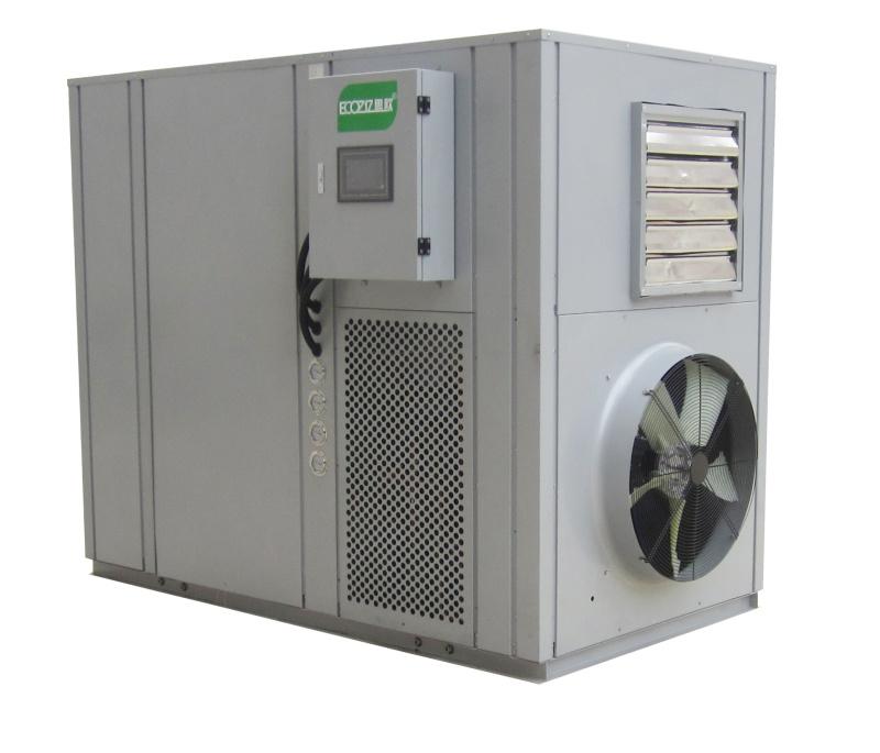 高温热泵中藥材烘幹機金银花 三七 八角熱泵烘幹機