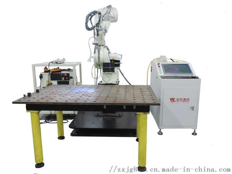 大功率 射焊接機器人在金屬產品製造業中的應用
