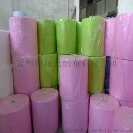 供应鲜硬手感全涤纶花包装纸鲜花包装无纺布