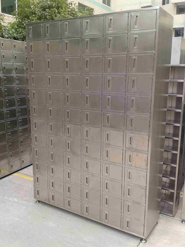 不锈钢SUS201储物柜员工储物柜保管柜