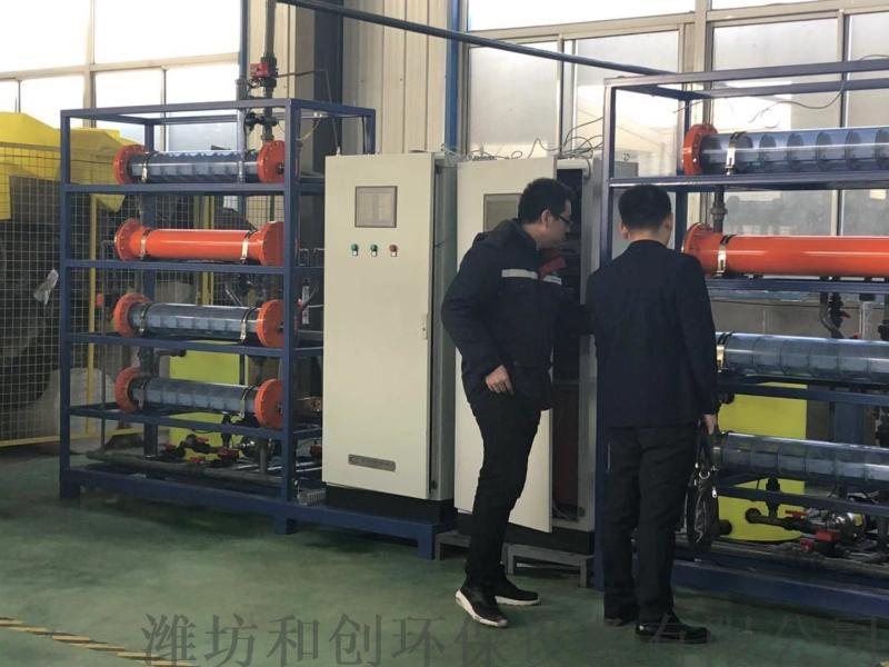 電解法飲水消毒設備/全自動次氯酸鈉發生器