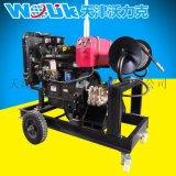 沃力克WL2084物業管道高壓疏通機
