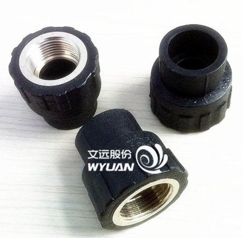 HDPE全新料管件生产厂家_PE国标管件厂家