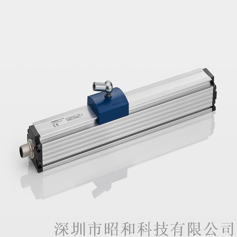 TP1滑块式磁致伸缩位移传感器
