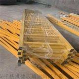 玻璃鋼爬梯帶護欄玻璃鋼直梯