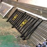 仿古铝护栏造型图案 仿竹金属铝护栏特点