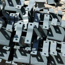 鑫佰三孔短管夹导向支座焊接导向支座厂家直销