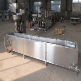 肉丸成型蒸煮冷却生产线,肉丸成型蒸煮冷却设备