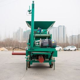 玉米芯颗粒压块机 卧式秸秆压块机 玉米杆压块机厂家