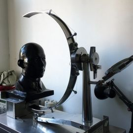 Delta仪器口罩视野测试装置