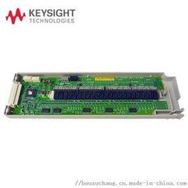 是德科技34901A数据采集卡34901A