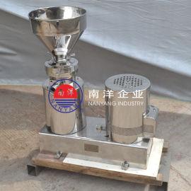 100型卫生级分体胶体磨馅料研磨机 湿料研磨粉碎机
