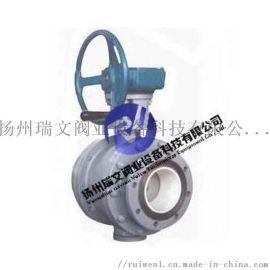 电动气动三段式涡轮陶瓷调节阀
