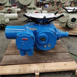 贝尔 防爆阀门电动装置ZC45-24/40AB