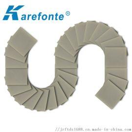 AIN氮化铝高导热陶瓷片进口氮化铝陶瓷散热片