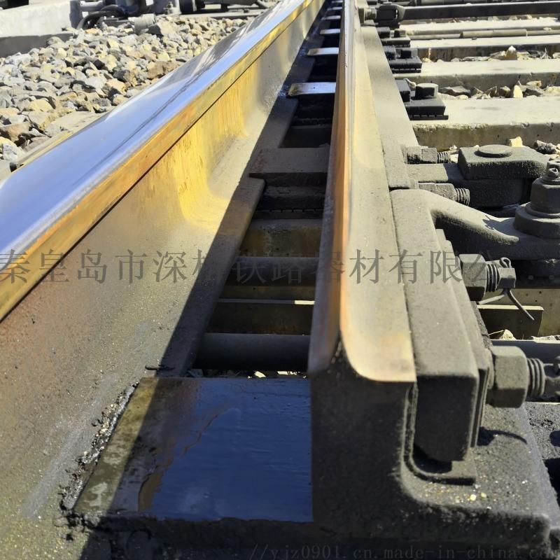 标准轨距1435mm铁路道岔直线尖轨曲线尖轨