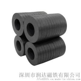 铁氧体磁铁强磁黑色磁铁 规格齐全