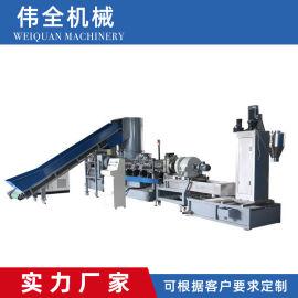 塑料造粒,PP压实仓造粒机,PEPP通用造粒机
