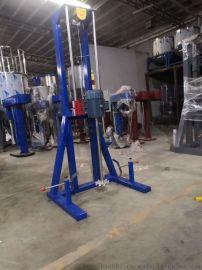 现货专业电动小型分散机化工混合搅拌分散机