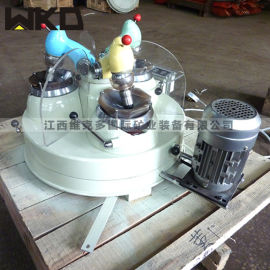 XPM120*3三头研磨机 小型研磨机 实验研磨机
