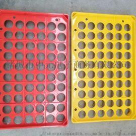 60枚鸡蛋蛋托塑料60枚蛋托规格塑料鸡蛋周转托盘