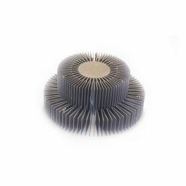 广东铝型材厂家铝型材定制cpu散热器产地货源