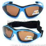可换镜片骑行太阳镜 带近视框运动眼镜