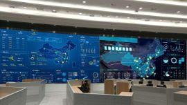 國星P1.5顯示屏,運營中心P1.56LED大螢幕