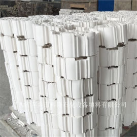 萍乡科隆轻瓷填料供应链轻瓷多齿环梅花环焦化项目