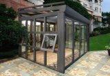厂家直销 铝合金阳光房 酒店花园夹胶钢化玻璃房
