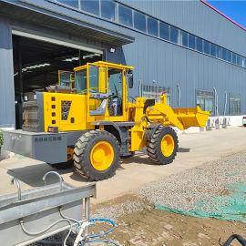 小铲车设备 轮式装载机农用铲车 工地小型装载机