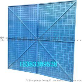 高层建筑安全圆孔钢板网