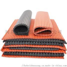 挡尘帘密封条 阻燃抗静电橡胶耐高低温挡尘帘 硅胶异型条