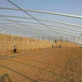 小型日光温室建设日光温室大棚建设