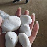 北京白色鹅卵石   永顺白色雨花石厂家