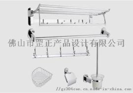 广东精密度不锈钢管件生产厂家定制各类不锈钢毛巾架
