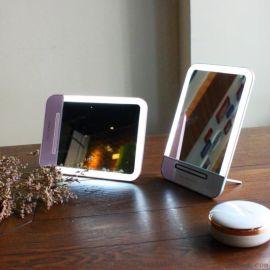 usb智慧觸控LED照明燈便攜平板護眼化妝鏡臺燈